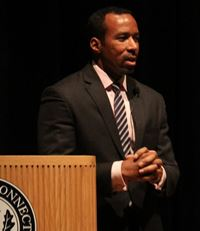 Jeffrey Ogbar, Professor of History at the University of Connecticut