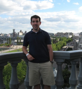 Kevin Finefrock, PhD candidate, University of Connecticut