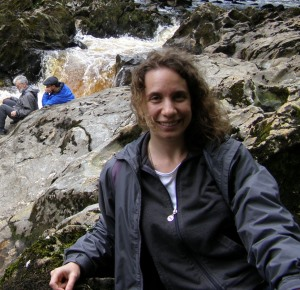 Maureen Harris, PhD candidate, University of Connecticut