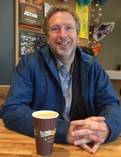 Professor Ken Gouwens, Dept of History, University of Connecticut