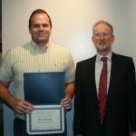 Prof. Christopher Clark and Erik Freeman