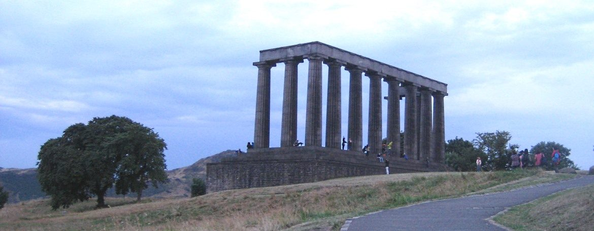National Monument of Scotland.
