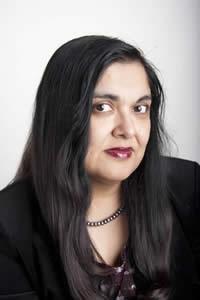 Professor Manisha Sinha, History Department, University of Connecticut