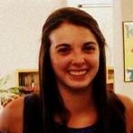 Melissa Traub, History BA, Honors Scholar