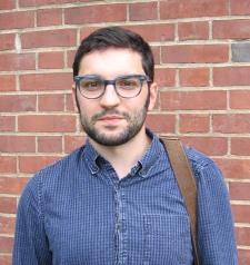Matt Guariglia, doctoral student, History Dept, University of CT