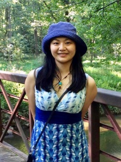 Yang Zheng, doctoral student, History Department, University of Connecticut