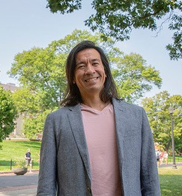 Jason Chang, associate professor of History, University of CT