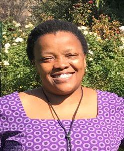 Siyanda S African Visiting Fellow