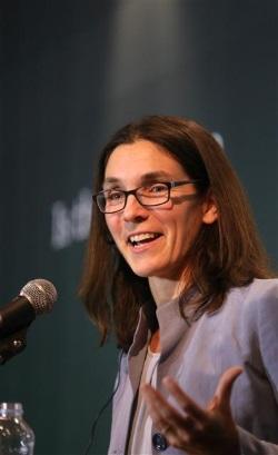 Dr. Alexis Dudden, professor of history, University of Connecticut