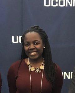 Uriya Simeon, UConn History, Graduate Student