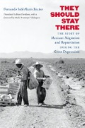 Cover image of book, They Should Stay There, translation coordination and forward by Professor Mark Overmyer Velazquez
